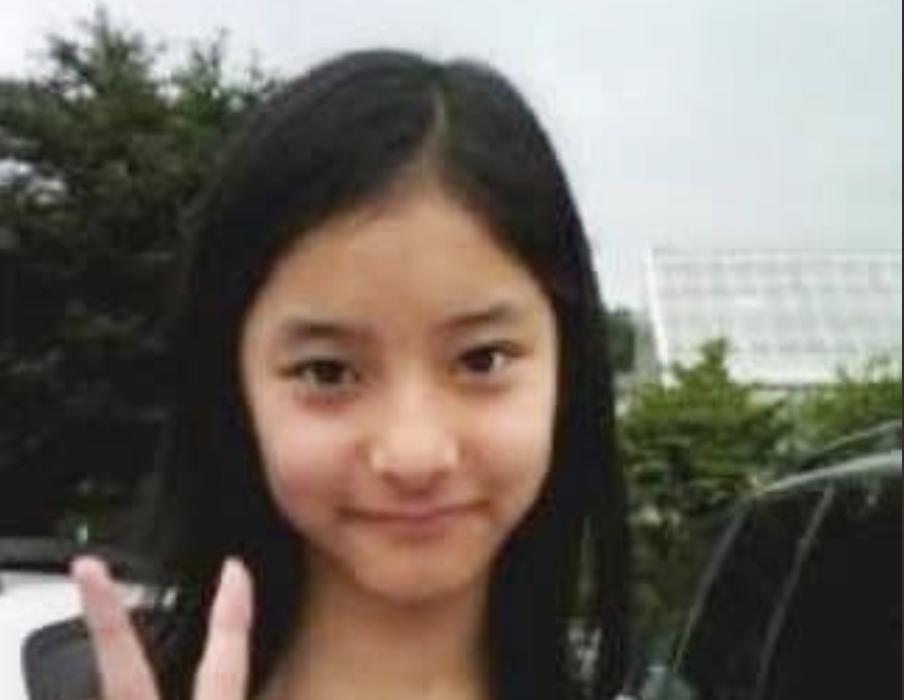 新木優子さんの若い頃の画像