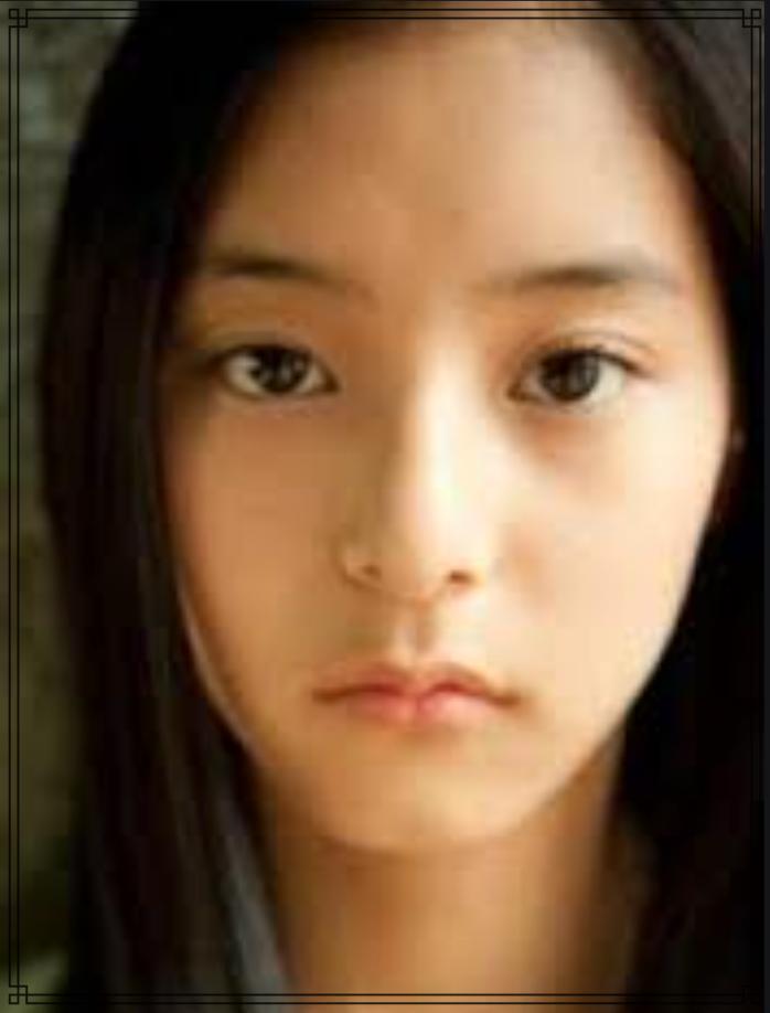 新木優子さんのすっぴん画像