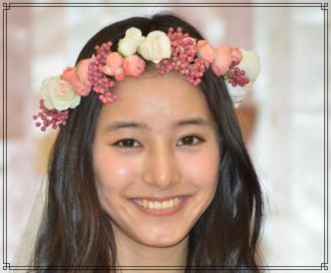 新木優子さんの画像