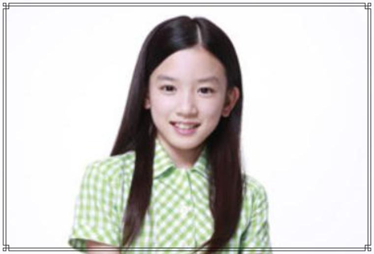 永野芽郁さんの子役時代の画像