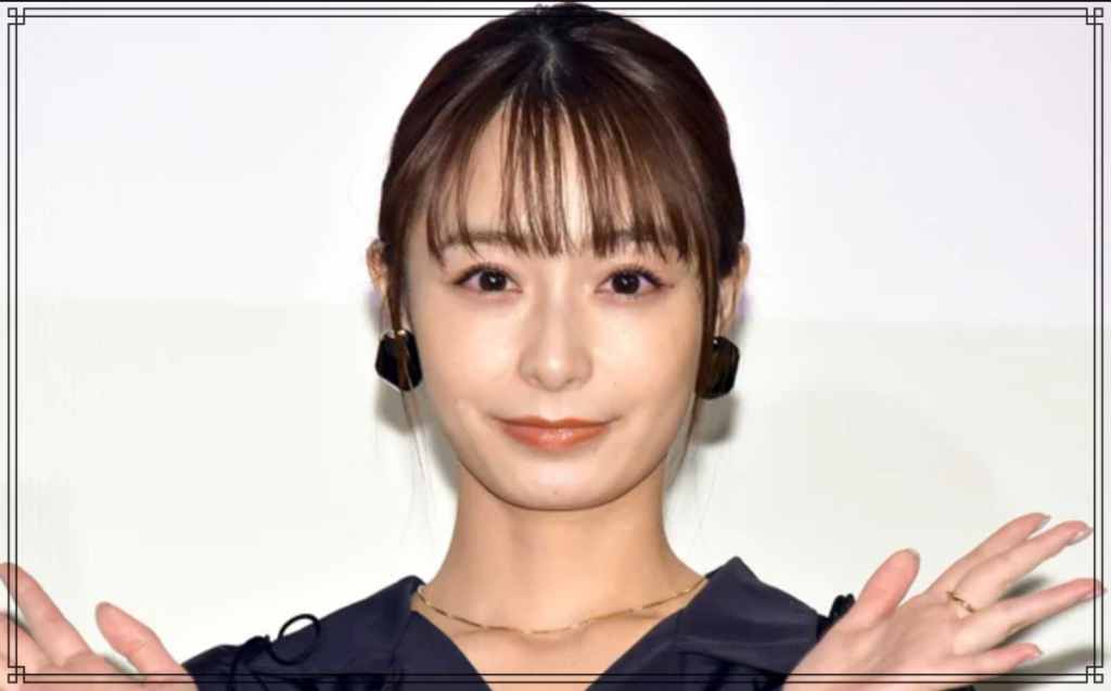 宇垣美里さんの画像