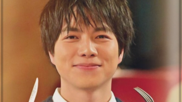重岡大毅さんの画像