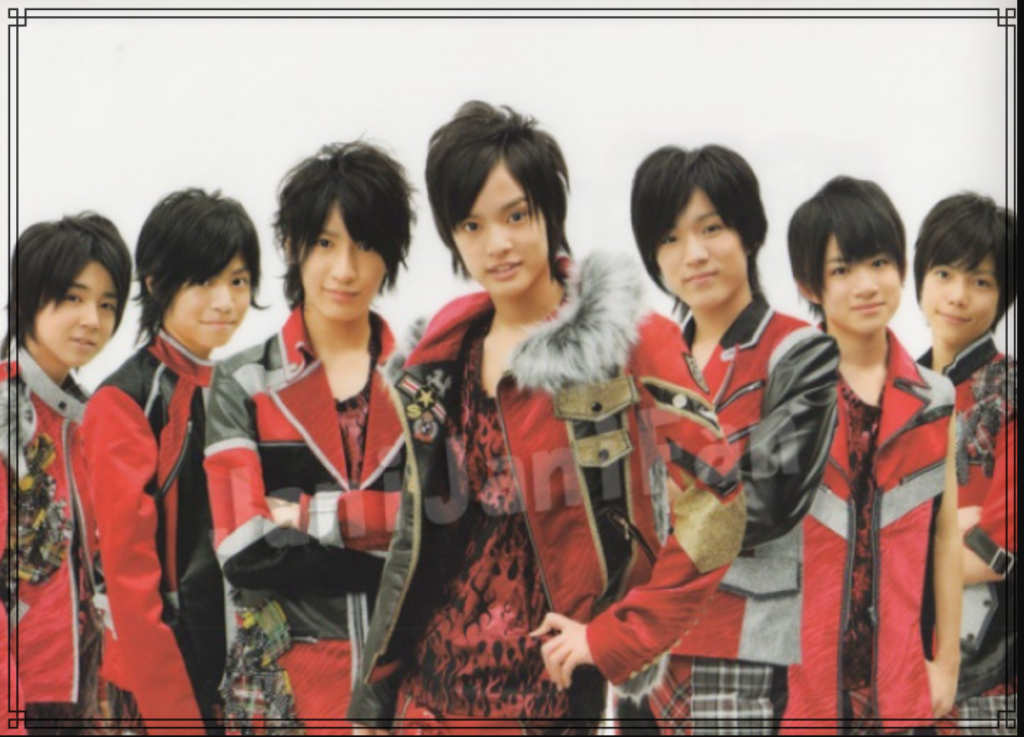 Hey! Say! 7WEST(