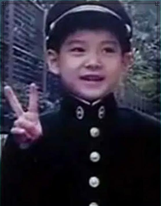 賀来賢人さんの幼少期の画像