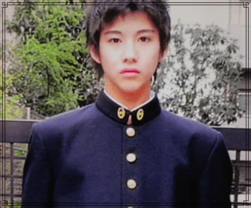賀来賢人さんの学生時代の画像