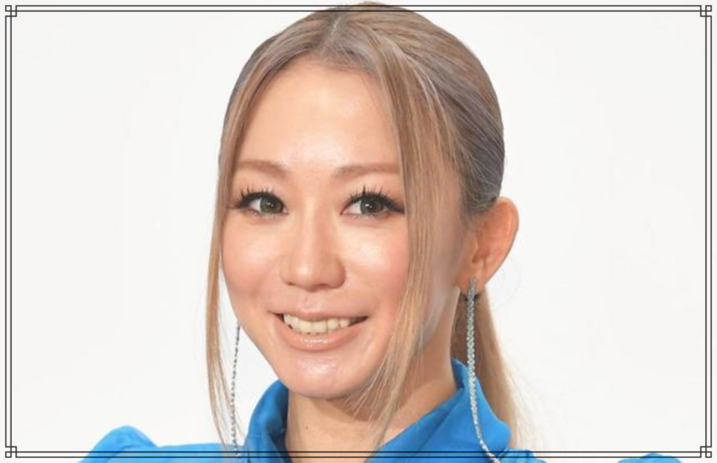 倖田來未さんの画像