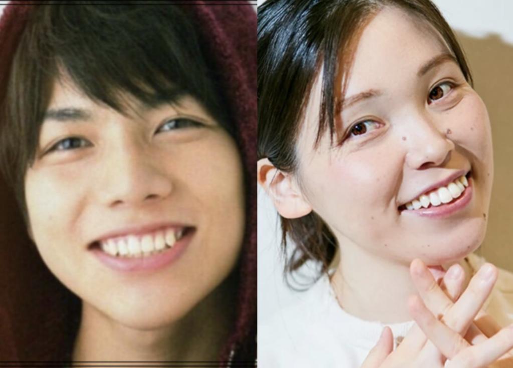 重岡大毅さんと誠子さんの画像