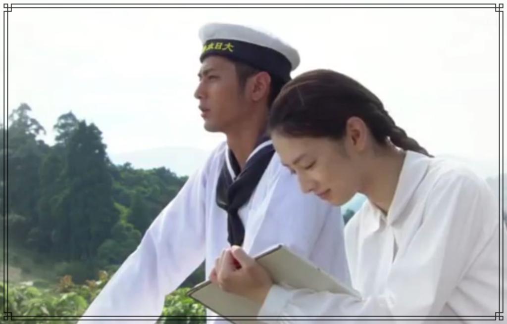 速水もこみちさんと北川景子さんの画像