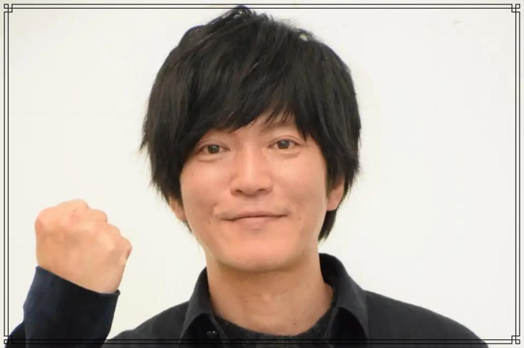 田辺誠一さんの画像
