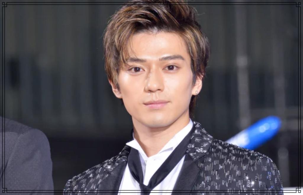 新田真剣佑さんの画像
