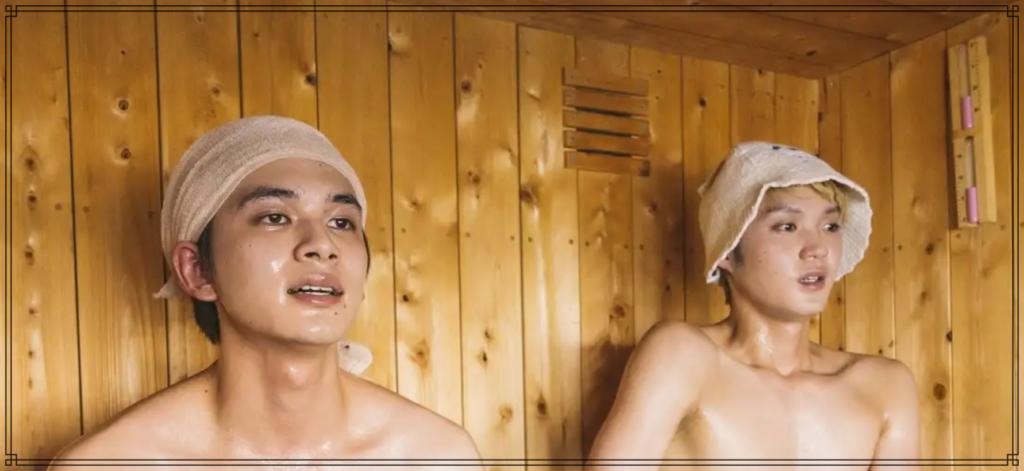北村匠海さんと磯村勇斗さんの画像