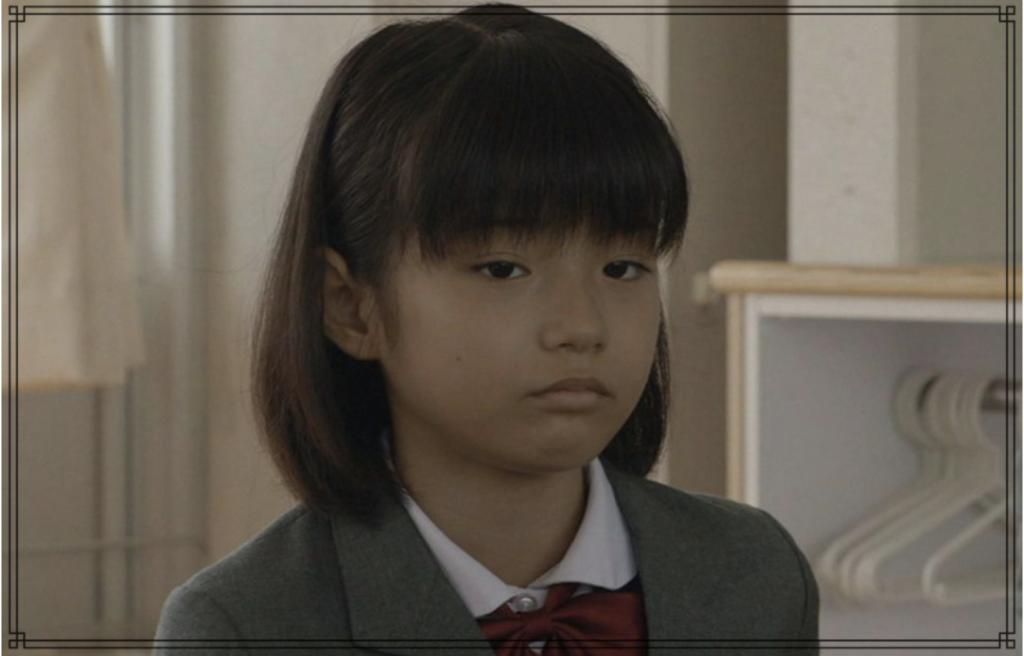 蒔田彩珠(まきた あじゅ)さんの子役時代の画像