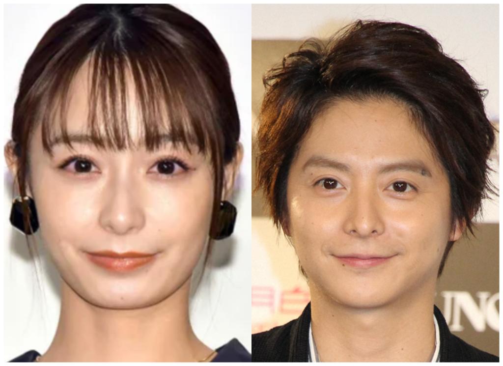 宇垣美里さんと小池徹平さんの画像