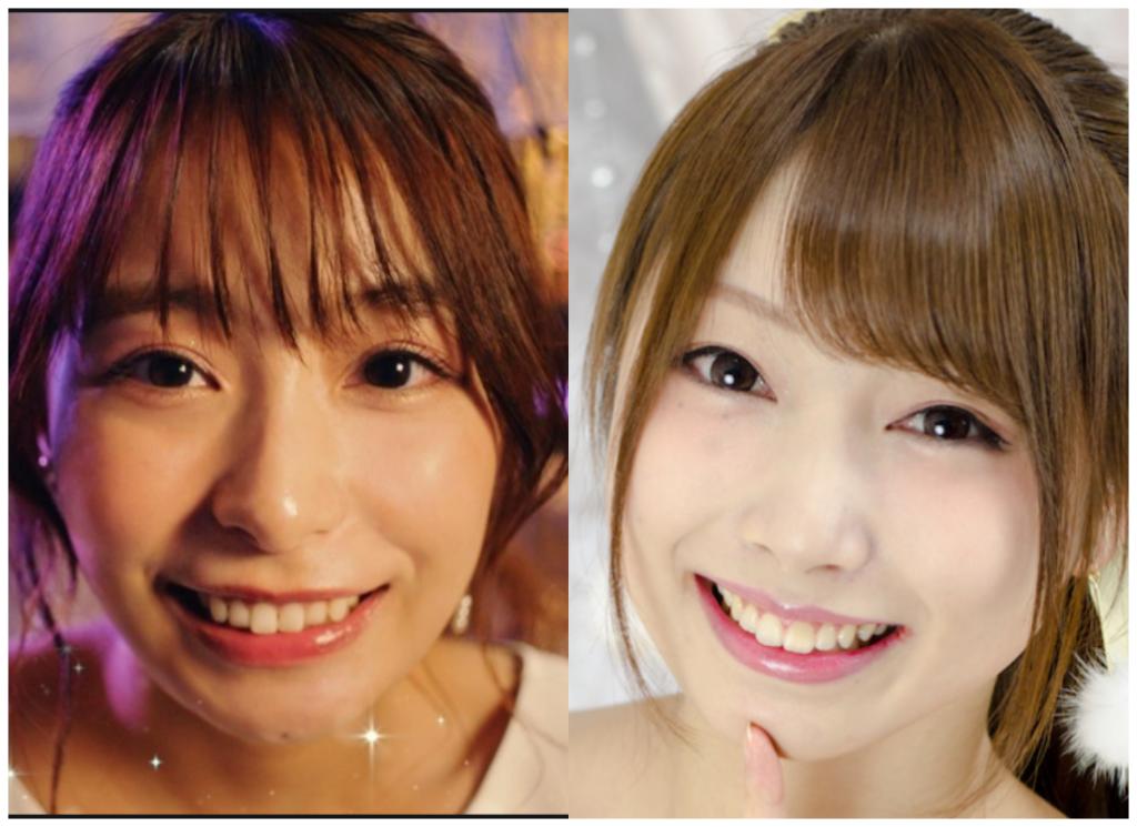 宇垣美里さんと西宮ゆめさんの画像