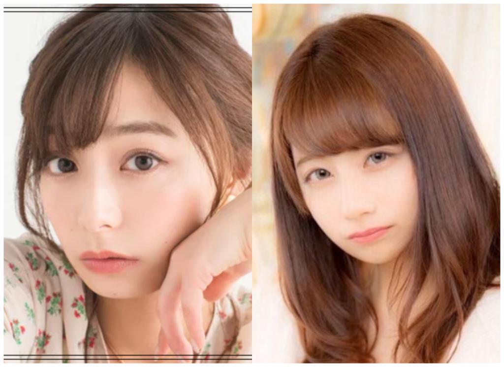 宇垣美里さんと鈴木優香さんの画像