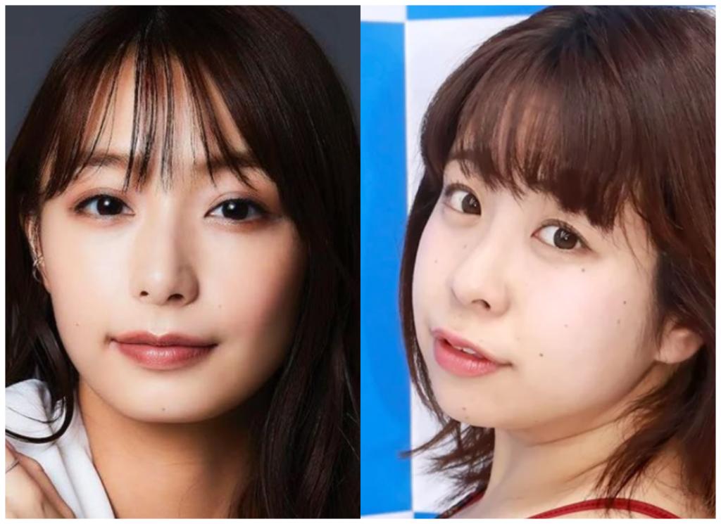 宇垣美里さんと餅田コシヒカリさんの画像