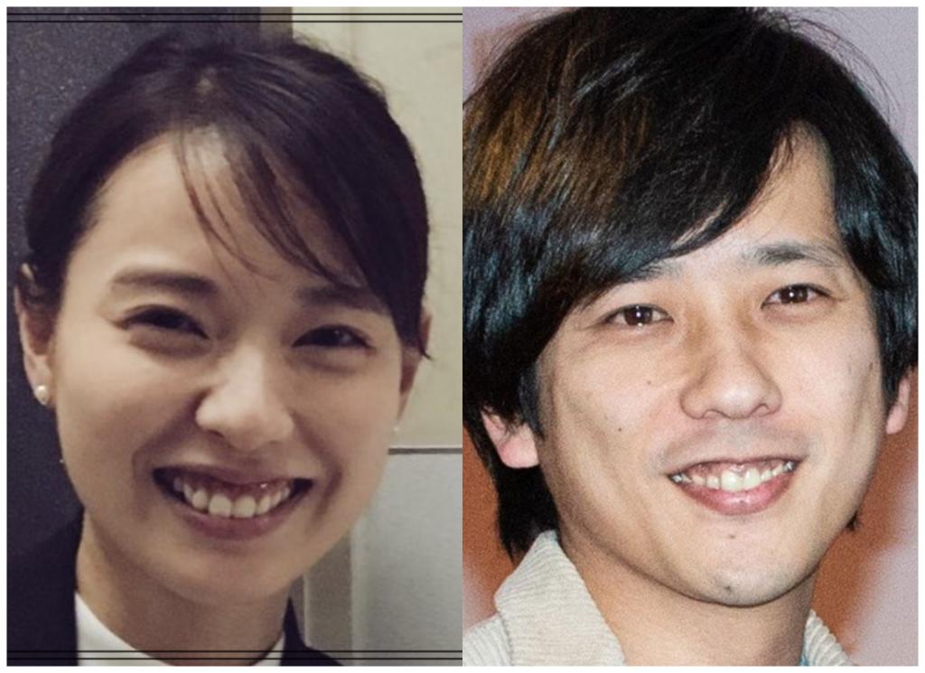 戸田恵梨香さんと二宮和也さんの画像