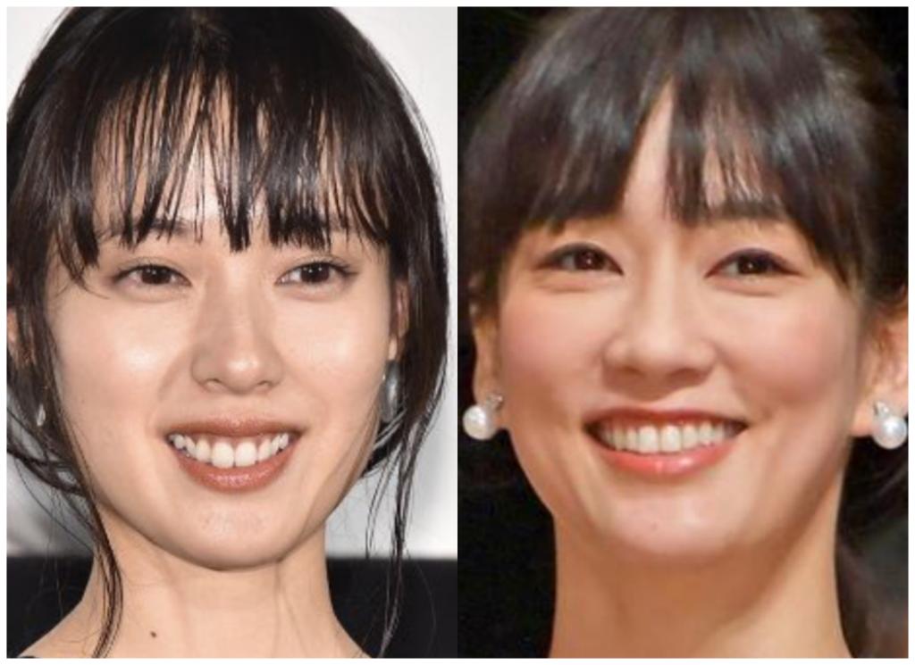 戸田恵梨香さんと水川あさみさんの画像