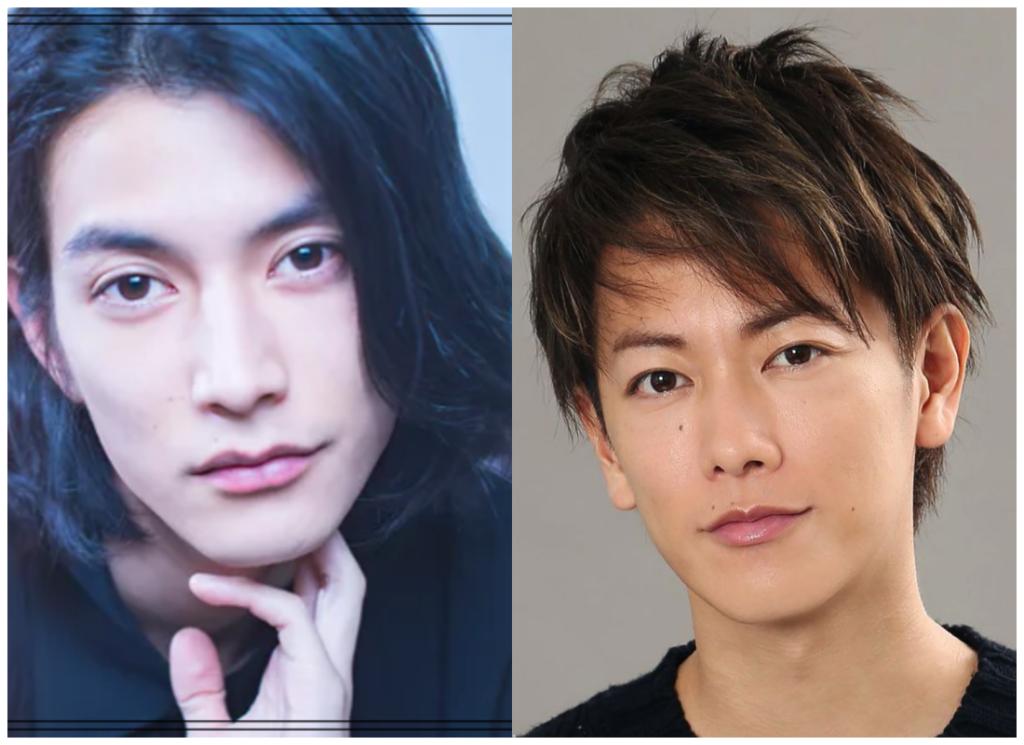 渡邊圭祐さんと佐藤健さんの画像