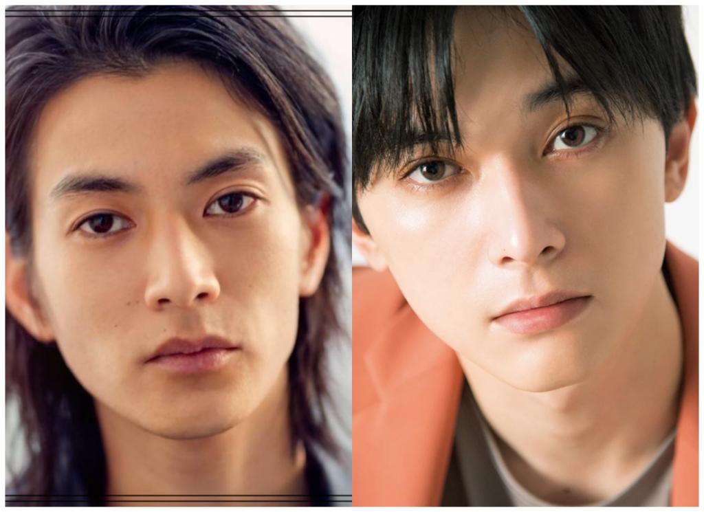渡邊圭祐さんと吉沢亮さんの画像