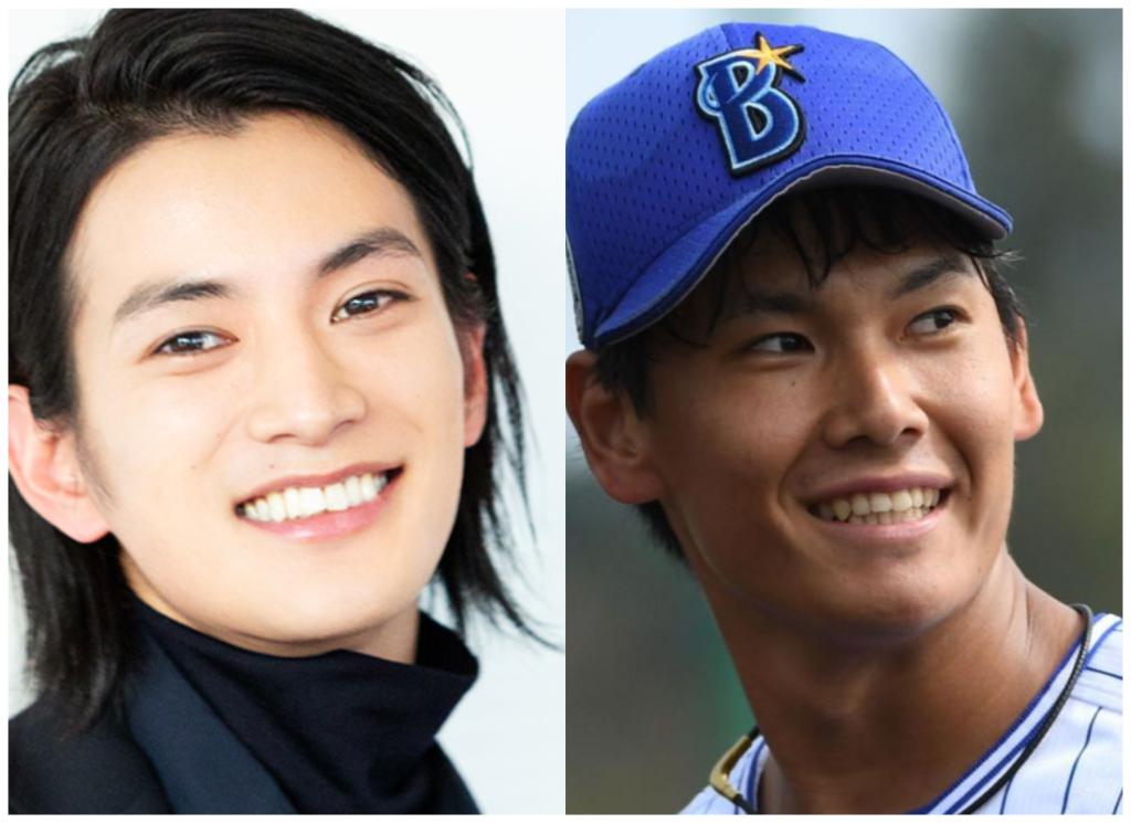 渡邊圭祐さんと坂本裕哉さんの画像
