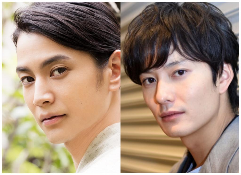 渡邊圭祐さんと岡田将生さんの画像