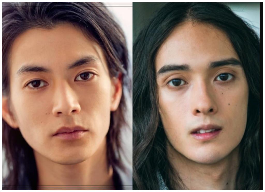 渡邊圭祐さんと栗原類さんの画像