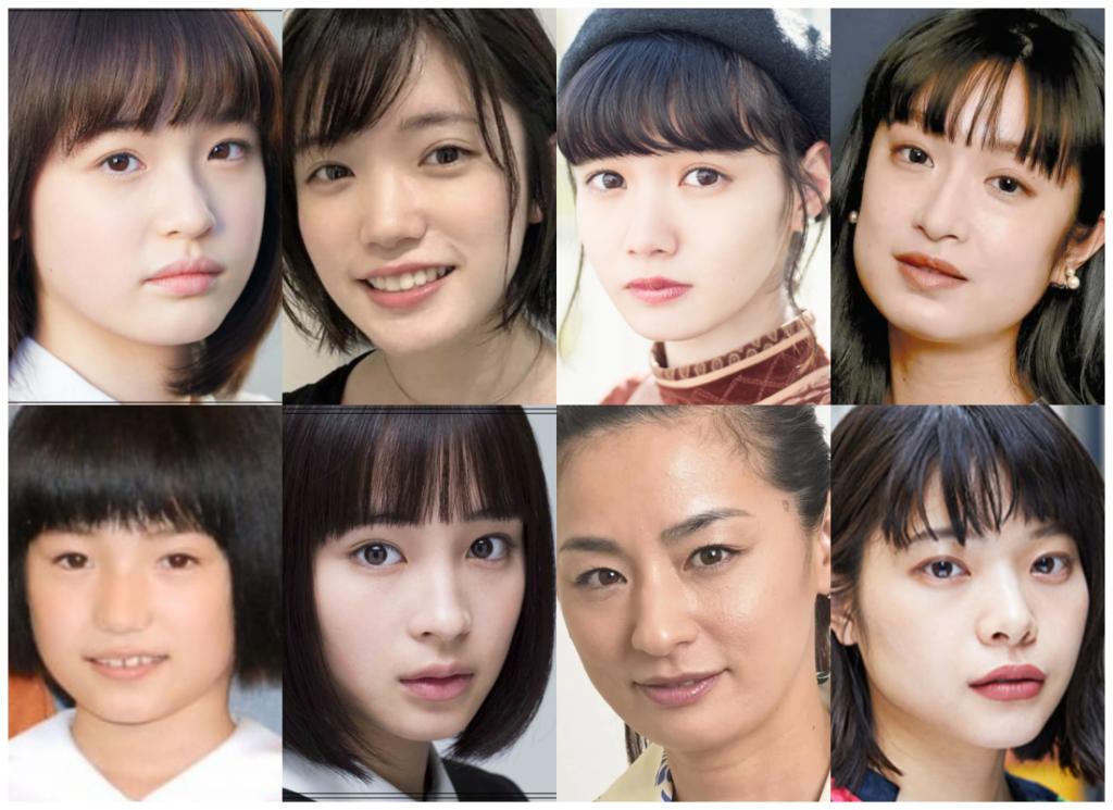 蒔田彩珠(まきたあじゅ)さんが似てる芸能人21名一覧