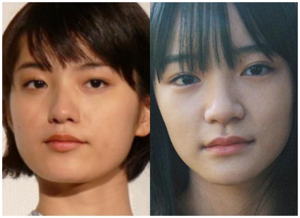 蒔田彩珠(まきたあじゅ)さんと服部樹咲さんの画像