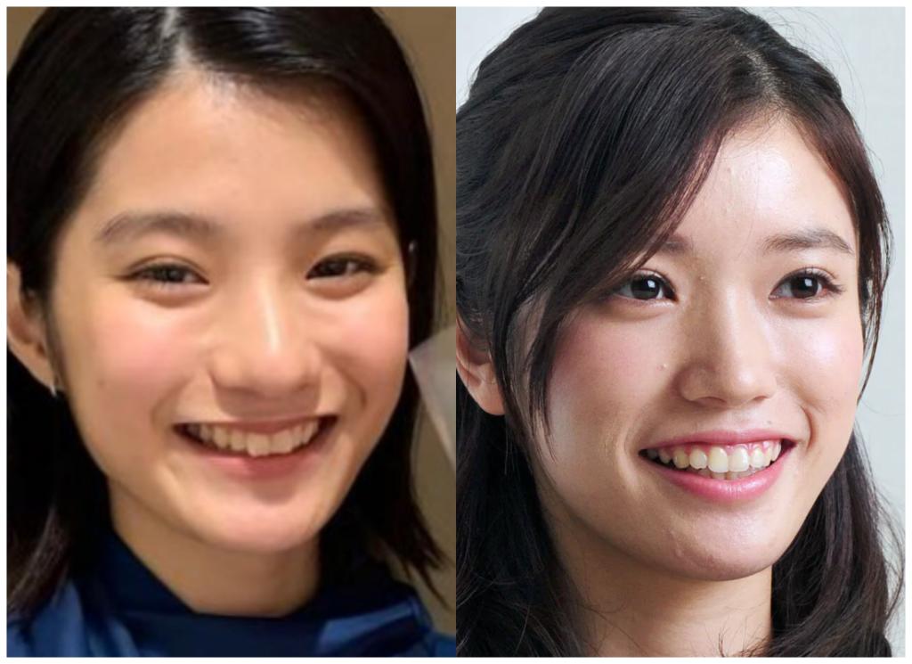 蒔田彩珠(まきたあじゅ)さんと美山加恋さんの画像