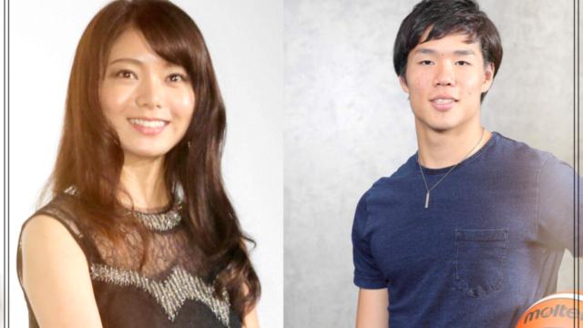 森カンナさんと馬場雄大さんの画像