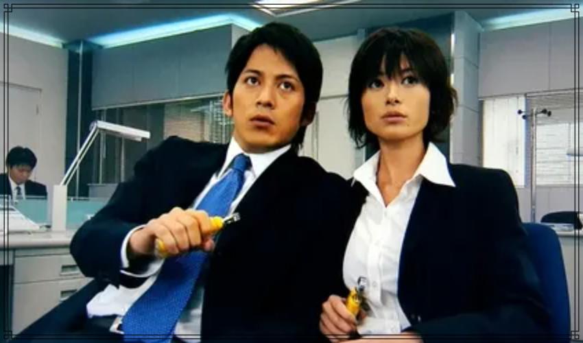 テレビドラマ『SP 警視庁警備部警護課第四係』