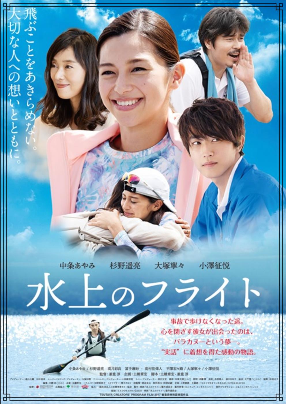 映画『水上のフライト』