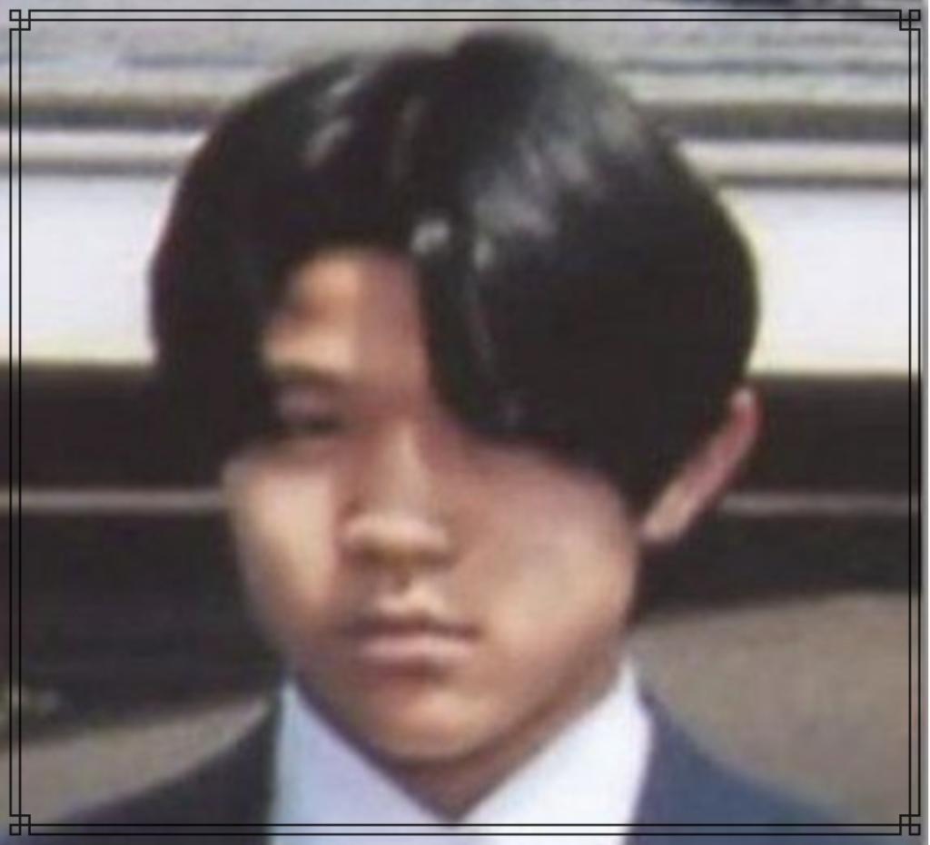 鈴木亮平さんの若い頃の画像