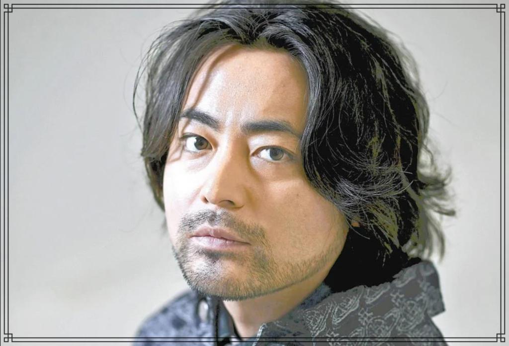 山田孝之さんの画像