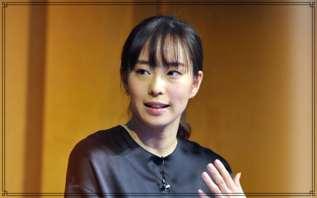 石川佳純さんの画像