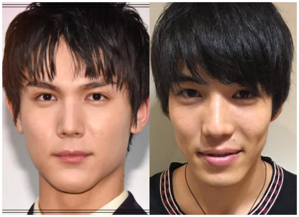 中川大志さんと五十嵐健人さんの画像