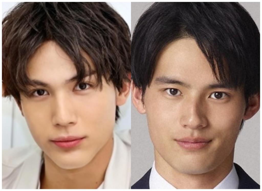 中川大志さんと岡田健史さんの画像