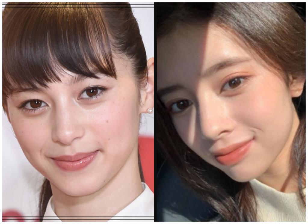 中条あやみさんと横井里茉さんの画像