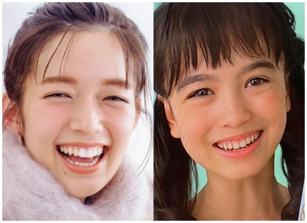 佐藤栞里さんとロワ梨里愛さんの画像