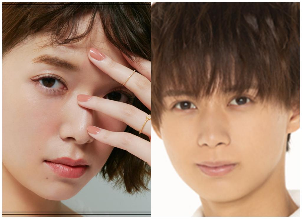 佐藤栞里さんと井上瑞稀さんの画像