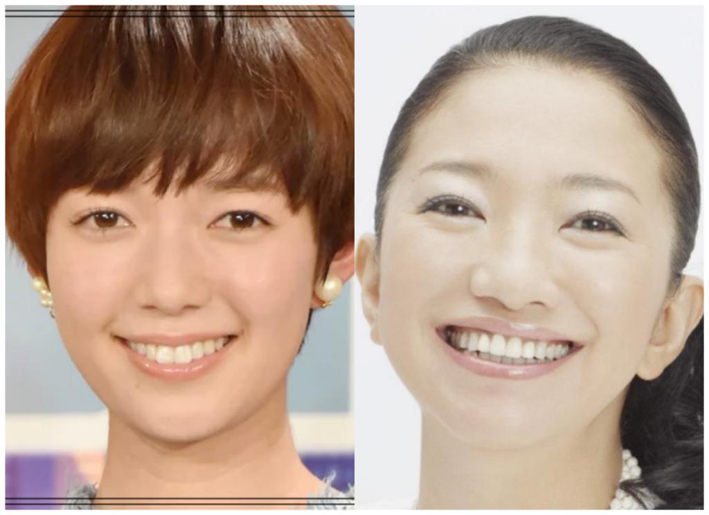 佐藤栞里さんと吉田美和さんの画像