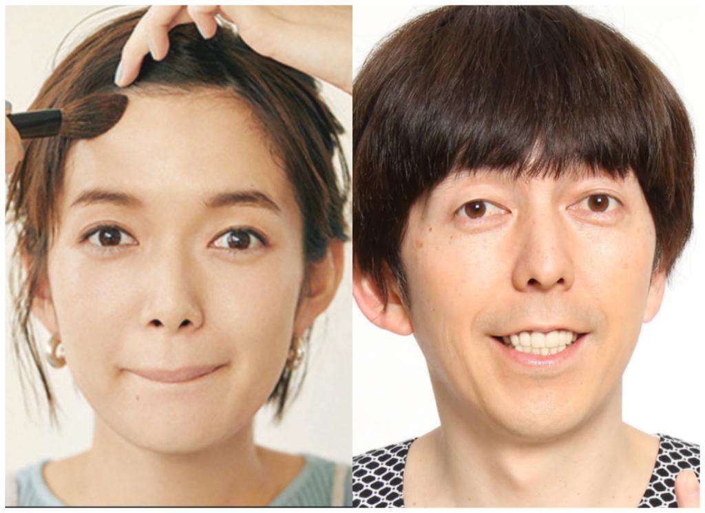 佐藤栞里さんと小堀裕之さんの画像