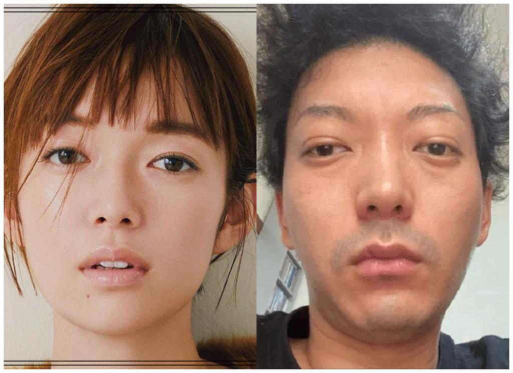 佐藤栞里さんと嶋佐和也さんの画像