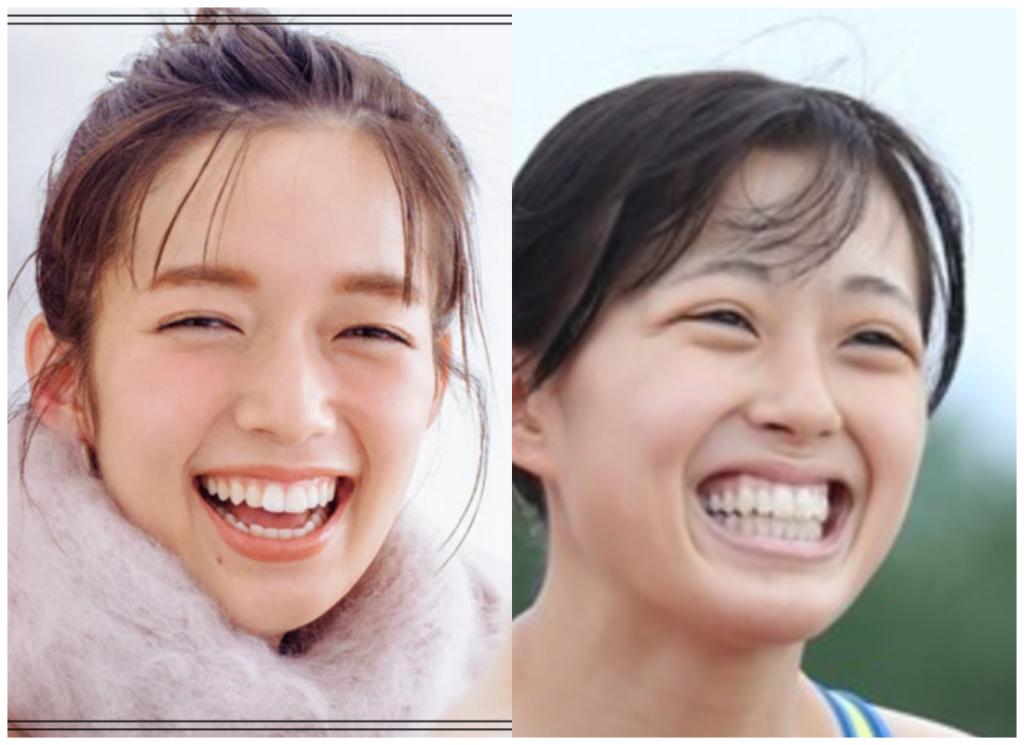 佐藤栞里さんと青山華依さんの画像