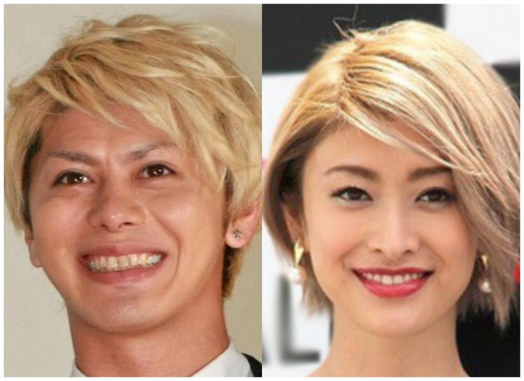山田親太朗さんと山田優さんの画像