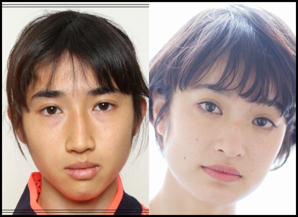 田中希実選手と門脇麦さんの画像