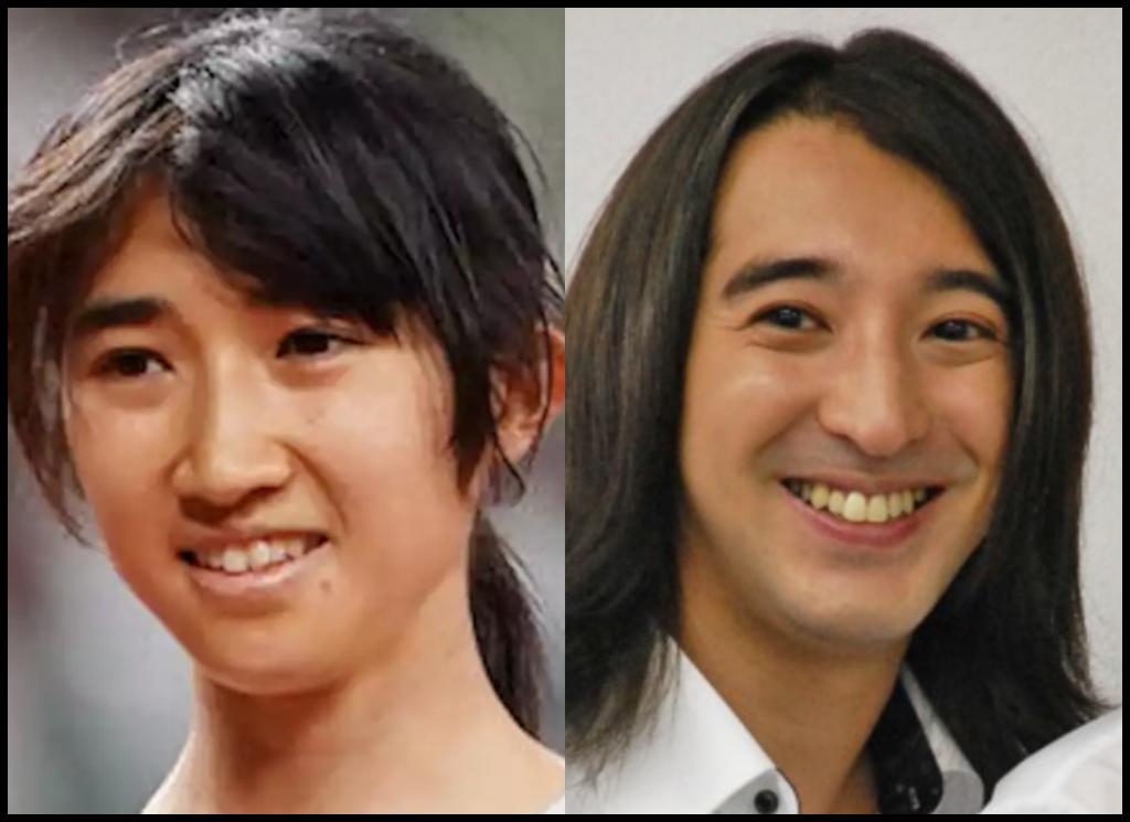 田中希実選手と黒田勇樹さんの画像