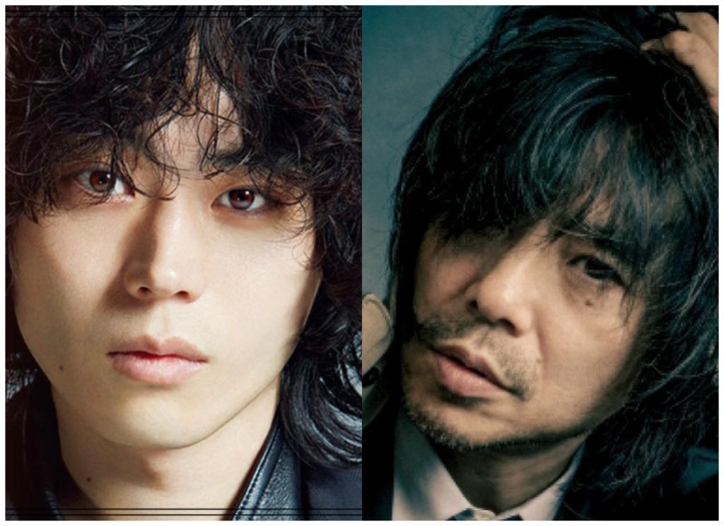 菅田将暉さんと宮本浩次さんの画像