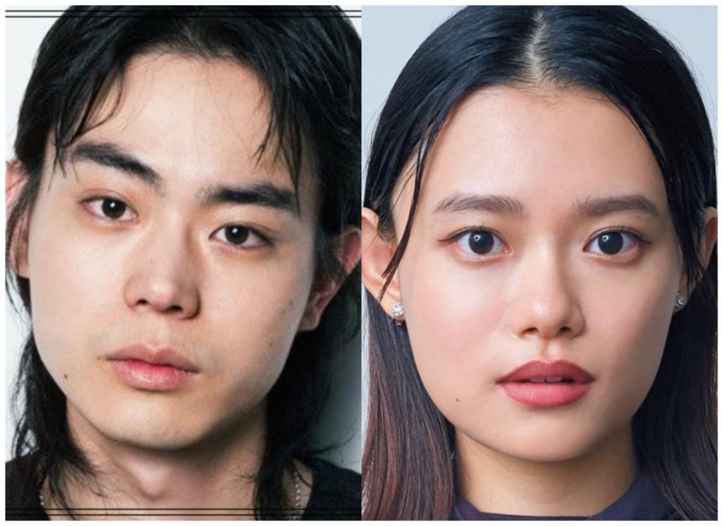 菅田将暉さんと杉咲花さんの画像